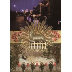 velikonoční pohlednice