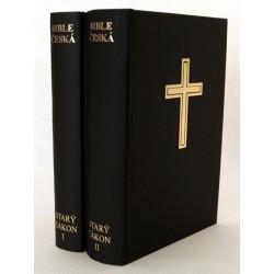 BIBLE ČESKÁ - Starý zákon