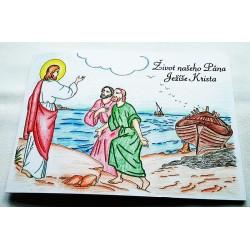 Život našeho Pána Ježíše...