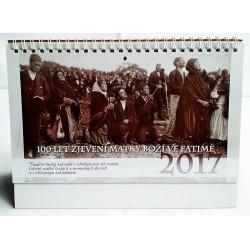 kalendář - 100 let zjevení...
