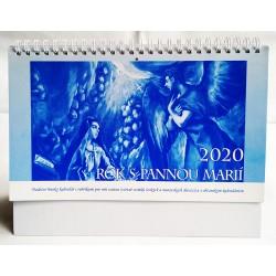 kalendář 2020 - Rok s...