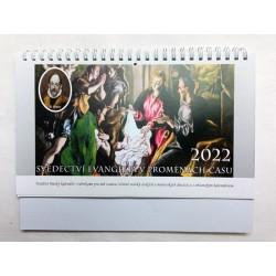 kalendář 2022 - Svědectví...