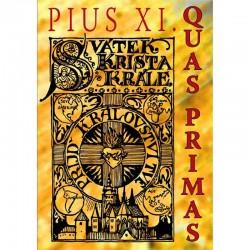 Svátek Krista Krále - Quas...